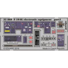 F-104g Electronic Equipment 1/32