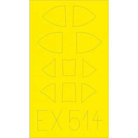 EDUARD EX514 E8N1 DAVE POUR HOBBY BOSS 1/48