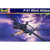 REVELL 17546 P-61 BLACK WIDOW