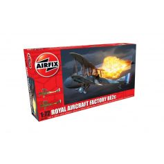 AIRFIX 02101 ROYAL AIRCRAFT FACTORY BE2c - NIGHT FIGHTER 1/72