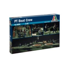 Equipage PT Boat 1/35