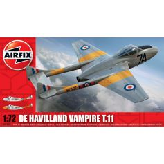deHavilland Vampire T.11 / J-28C 1/72