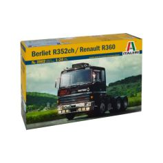 Berliet R352ch / Renault R360 1/24