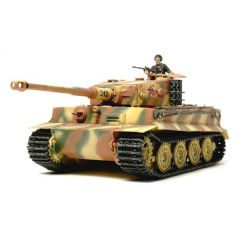 German Tiger I Late Production 1/48