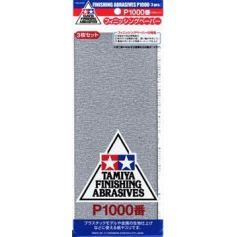 Abrasif P1000 X 3
