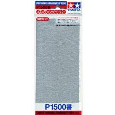 Abrasif P1500 X 3