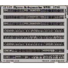 Figures Kriegsmarine Wwii 1/700