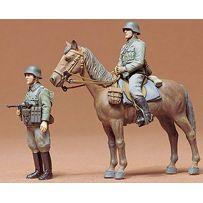 Infanterie Allemande 1/35