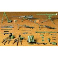 Armement Infanterie Us 1/35