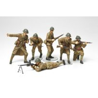Infanterie Francaise 2eme Gm 1/35