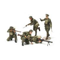Infanterie Britannique 1ere Gm 1/35