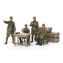 Tamiya 35341 Officiers Armee Japonaise 1/35