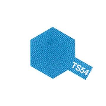 Tamiya Tami85054 Ts54 Bleu Metal Clair