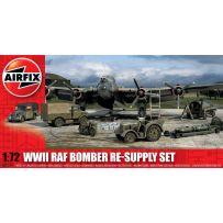 WWII RAF Bomber Re-supply Set 1/72