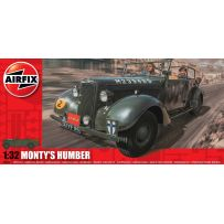 Monty's Humber Snipe Staff Car 1/32