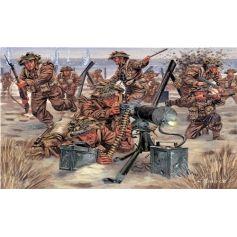 Infanterie Britannique Écossaise 1/72