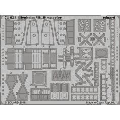 Blenheim Mk.If Exterior 1/72