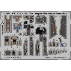 Super Étendard Interior 1/48