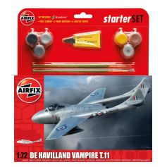 De Havilland Vampire T11 1/72
