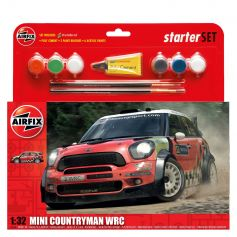 MINI Countryman WRC 1/32