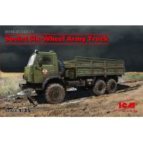 ICM 35001 Soviet Six-Wheel Army Truck (100% new molds) 1/35