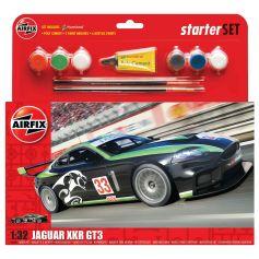 Large Starter Set - Jaguar XKR GT3 1/32