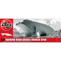 AIRFIX 75012 NARROW ROAD BRIDGE BROKEN SPAN 1/72
