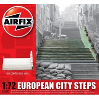 AIRFIX 75017 EUROPEAN CITY STEPS 1/72
