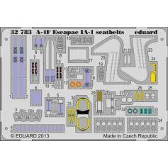 A-4f Escapac Ia-1 Seatbelts 1/32