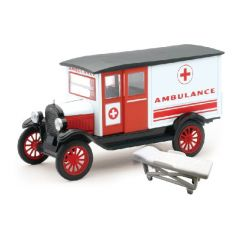 New Ray 55073A - 1924 Chevy Series H Ambulance 1/32