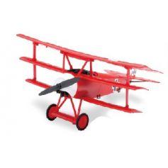 Fokker Dr.1 Biplan Classique Model Kit 1/34