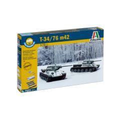 T34/76 M42 1/72