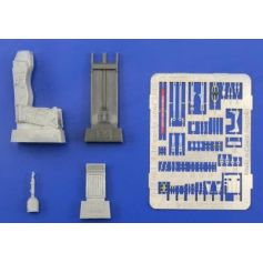 F-16 Early Seat 1/48
