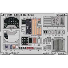 Yak-3 Weekend 1/48