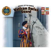 ICM 16002 Vatican Swiss Guard (100% new molds) 1/16