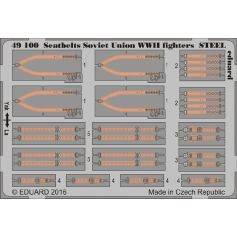 Seatbelts Soviet Union Wwii Fighters Steel 1/48