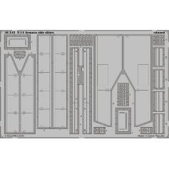 T-14 Armata Side Skirts 1/35