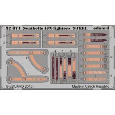 Seatbelts Ijn Fighters Steel 1/32