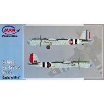 MPM 48062 HEINKEL HE 177A-5 GREIF CAPTURED BIRD 1/72