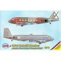 MPM 72527 DC-2 REBUILT BOMBER 1/72