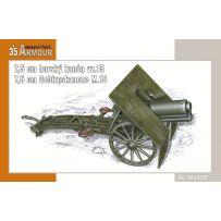 SPECIAL ARMOUR 35002 7,5 CM HORSKY KANON VZ.15 (7,5 CM GEBIRGSKANONE M. 15/7,5 CM 1/35
