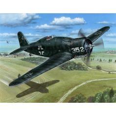 Fiat G.50bis Luftwaffe and Croatian AF 1/32