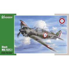 Bloch MB.152C1 Early Version 1/32