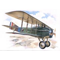 SPAD VII C1 RFC and US Air service 1/48