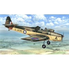 Miles M.14A Magister/Hawk Trainer III 1/48