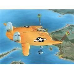 V-173 Flying Pancake 1/48