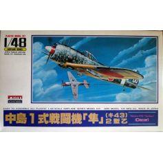 Nakajima Ki43 Hayabusa Oscar 1/48
