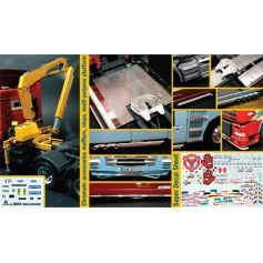 Accessoires camions II 1/24