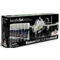 Set Peinture Avion Usaf/Us Navy