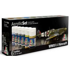 Set Peinture Avion Raf 2eme Gm
